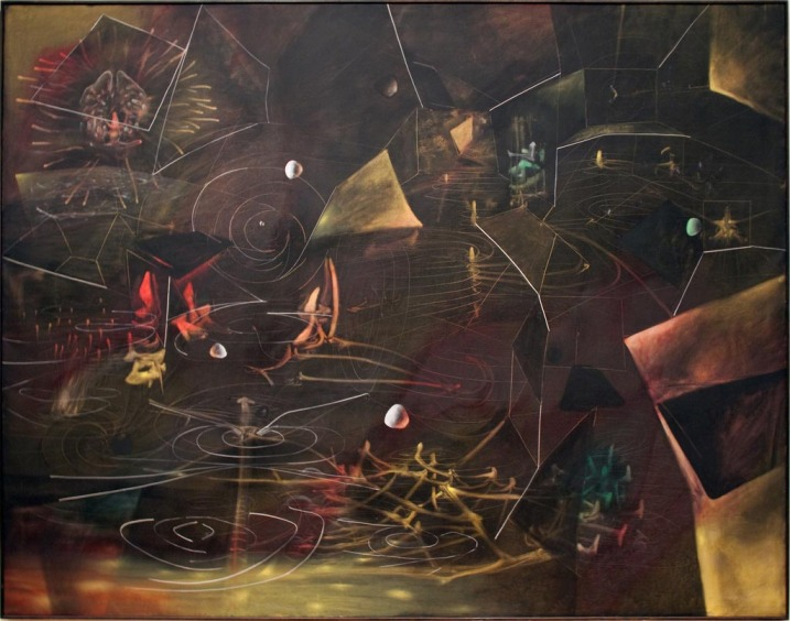 Roberto Matta surrealismo