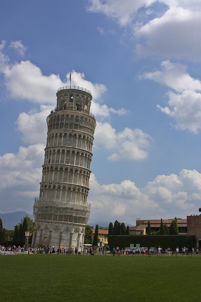 Pisa's Tower
