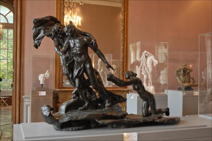 L'âge mur (Musée Rodin)
