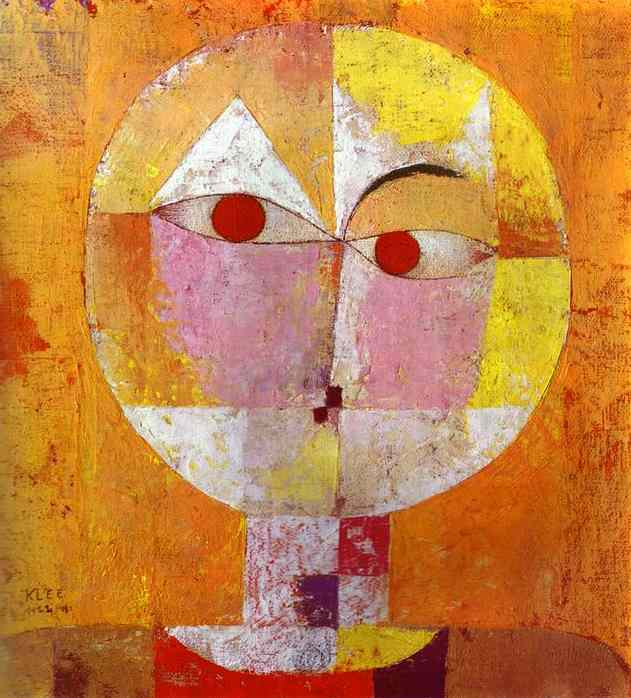 Arte, historia del arte, pintura, expresionismo alemán, Paul klee, color