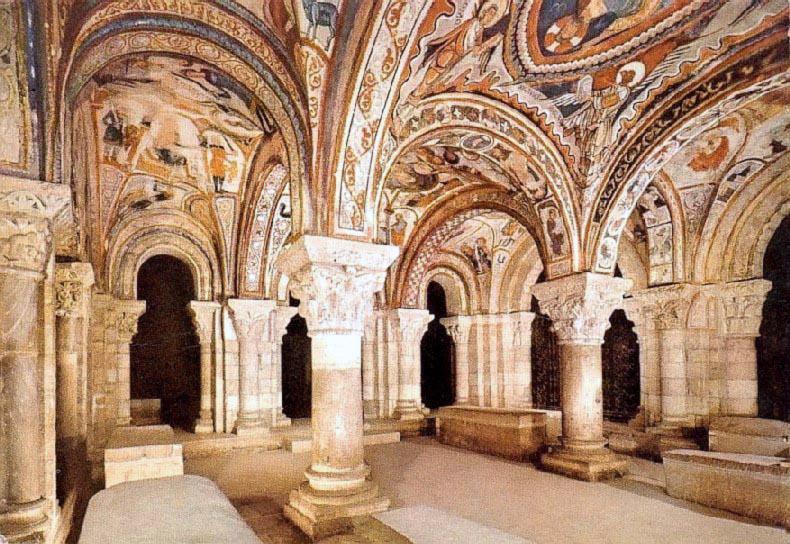 Cripta de los reyes