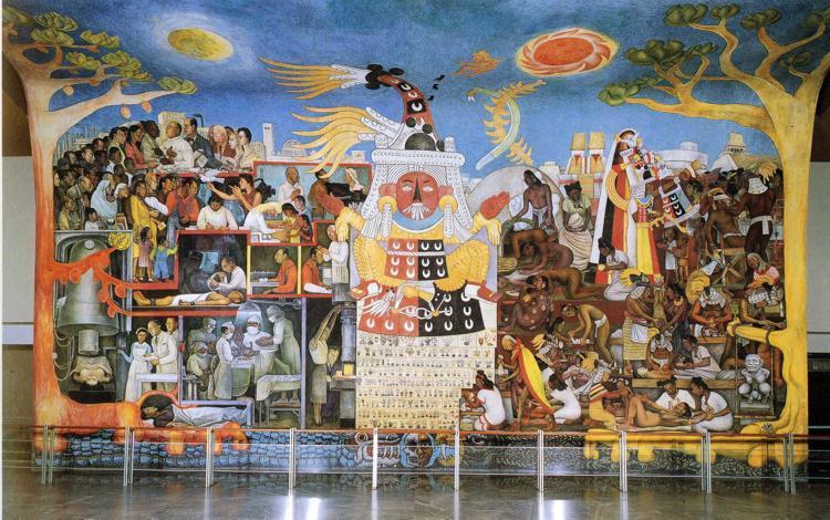 El Pueblo En Demanda De Salud De Diego Rivera Tuitearte