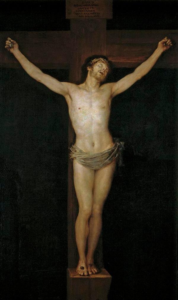 Cristo de Goya