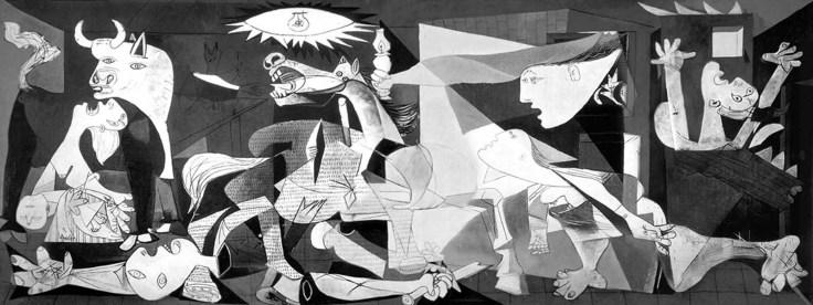 El bombardeo de Guernica