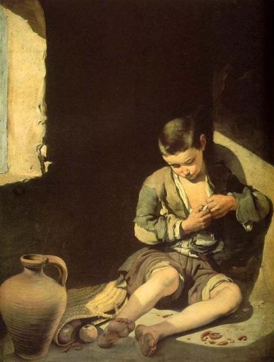 Le Jeune Mendiant
