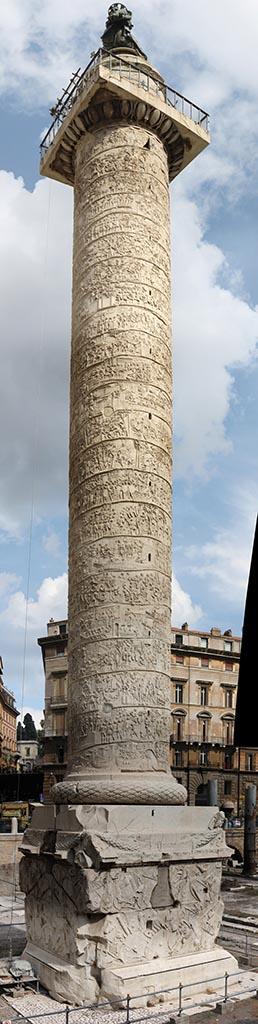 Monumento conmemorativo de las victoriad de Trajano sobre los dacios