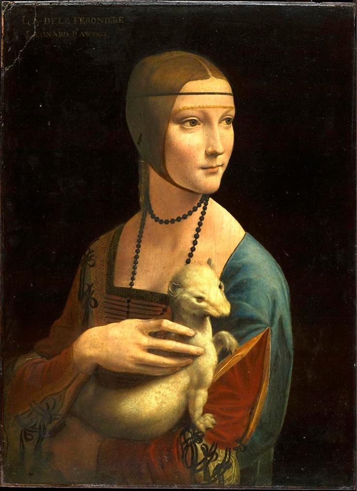 La dama con l'ermellino