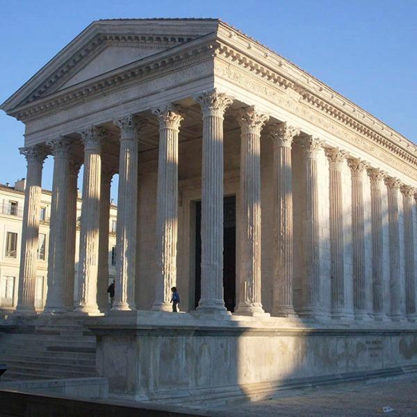 Templo romano de Nimes